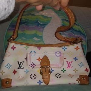 Louis Vuitton Multicolor Eliza purse